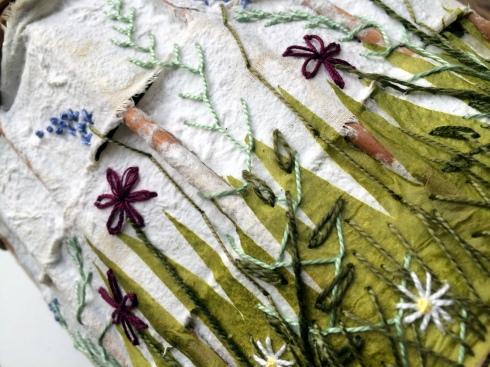 meadow basket detail